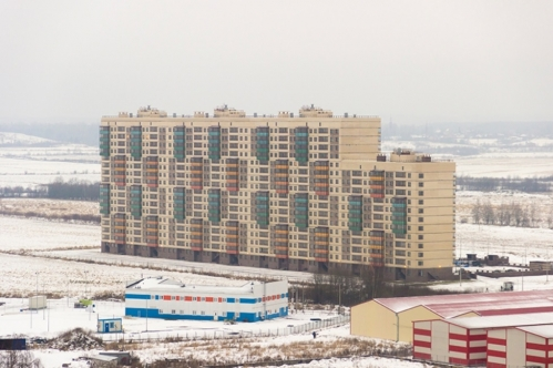 Жилой комплекс«Новые Горизонты»