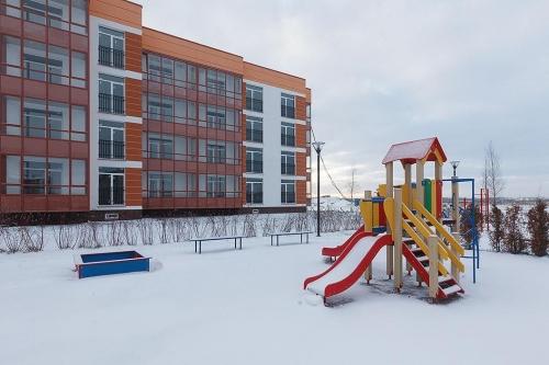 Жилой комплекс«Образцовый квартал»