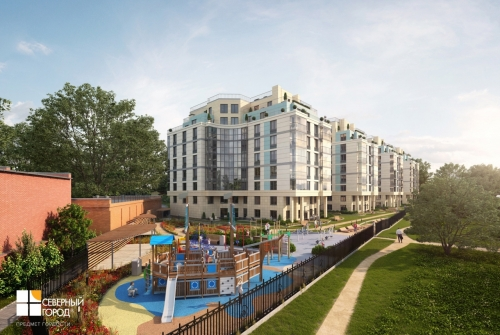Жилой комплекс«Петровская ривьера»