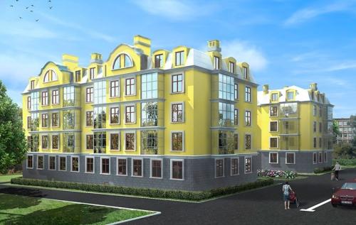 Жилой комплекс«Пушкин House»