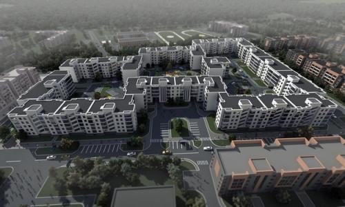 Жилой комплекс«Петергоф Парк»
