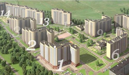 Жилой комплекс«Девяткино»