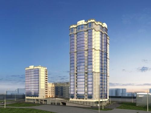Жилой комплекс«Небо Москвы»