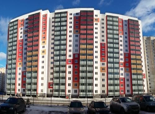 Жилой комплекс«Радужный»