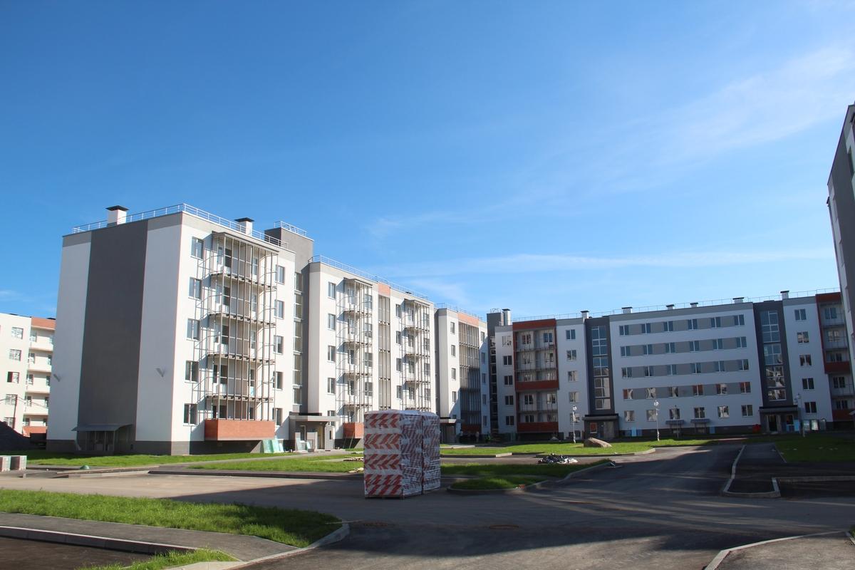 Жилой комплекс«Новый Петергоф»