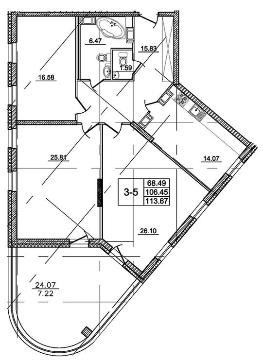 Жилой комплекс«Дом у Ратуши»
