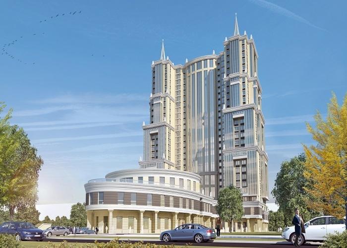 Жилой комплекс«Кремлевские звезды»