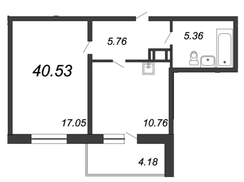 Жилой комплекс«Мурино 2019»