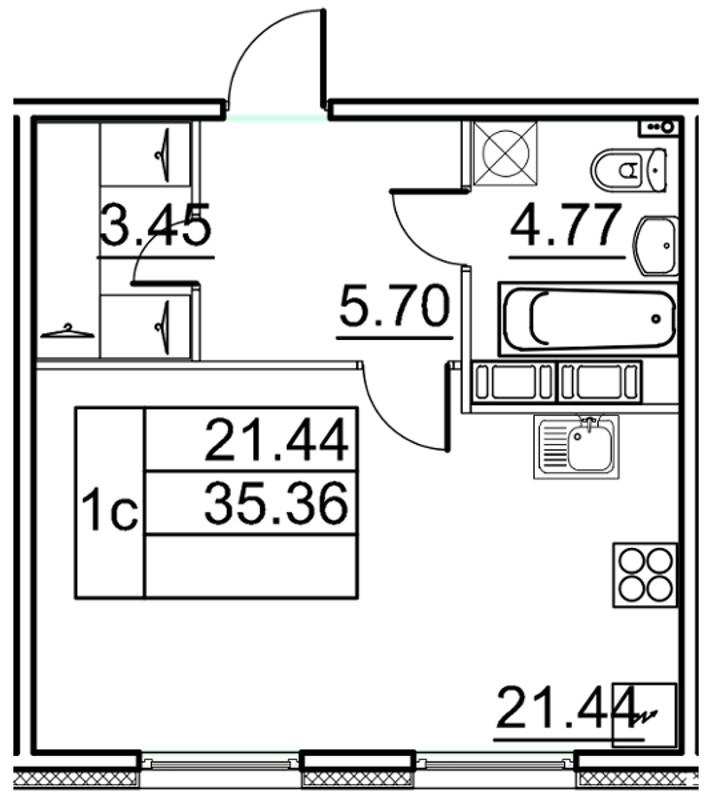 поля зрения новостройки в зеленогорске 1 метр квадратный жилья цена невыплату